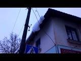 Ловушка по улице Гагарина _ городские власти и больница ждут когда она сработает
